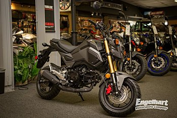2018 Honda Grom ABS for sale 200613284