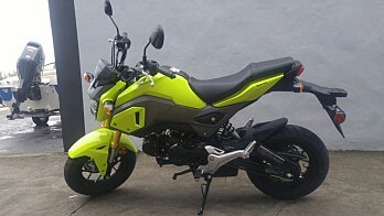 2018 Honda Grom ABS for sale 200614296