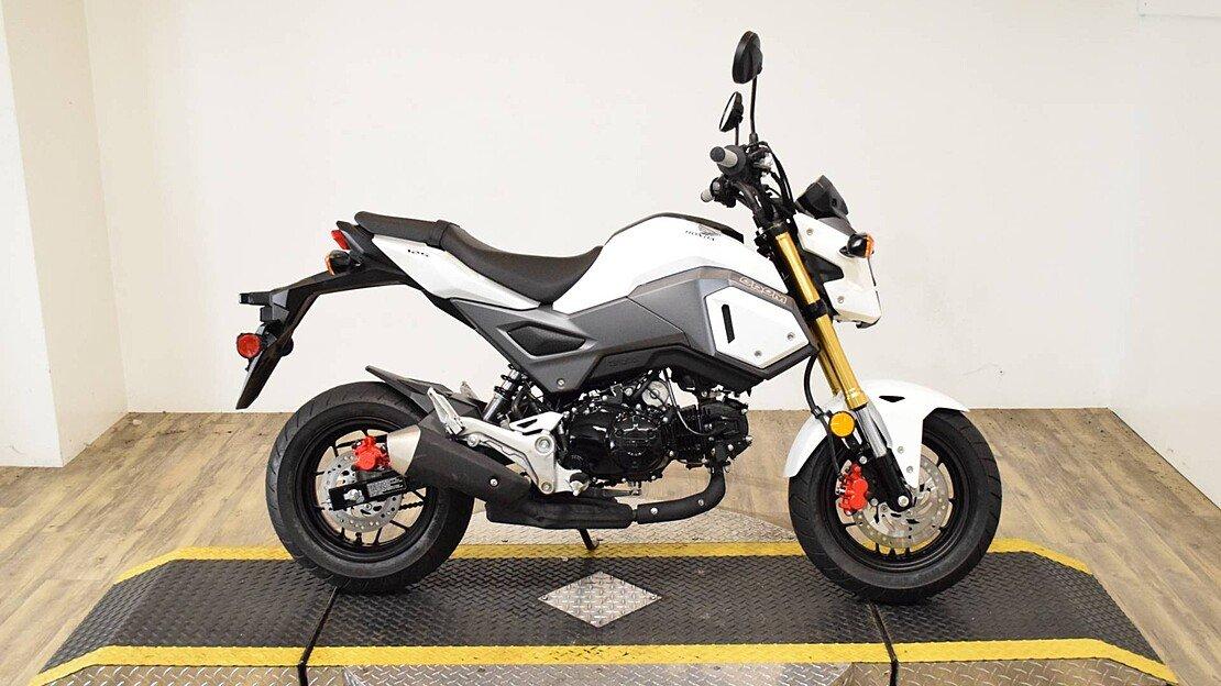 2018 Honda Grom for sale 200628515