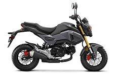 2018 Honda Grom for sale 200489396