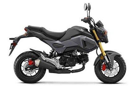 2018 Honda Grom for sale 200492103