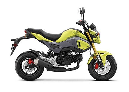 2018 Honda Grom for sale 200497487