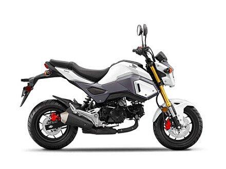 2018 Honda Grom for sale 200502684
