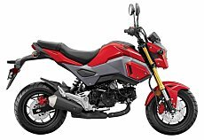 2018 Honda Grom for sale 200506451