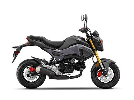 2018 Honda Grom for sale 200507346