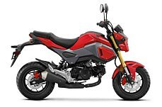 2018 Honda Grom ABS for sale 200526765