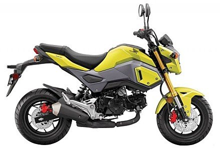 2018 Honda Grom for sale 200546853