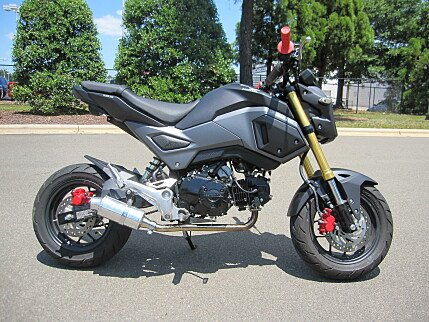 2018 Honda Grom for sale 200602067