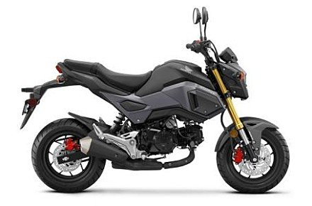 2018 Honda Grom ABS for sale 200604003