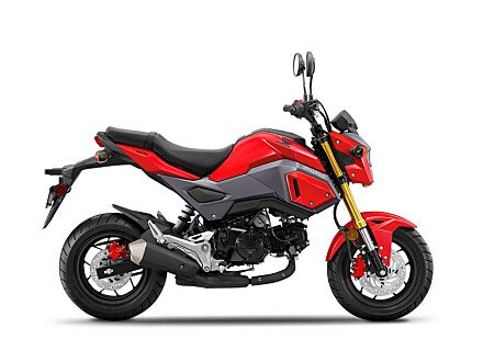2018 Honda Grom for sale 200604779