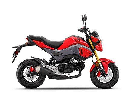 2018 Honda Grom for sale 200604781