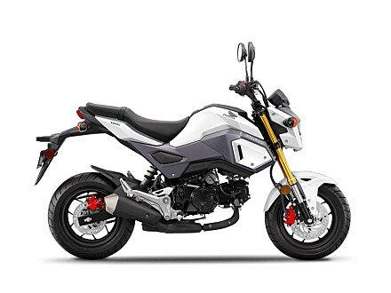 2018 Honda Grom for sale 200604841