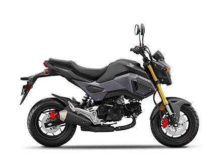 2018 Honda Grom for sale 200604888