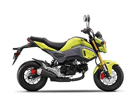 2018 Honda Grom for sale 200605382