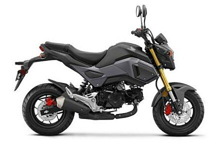 2018 Honda Grom for sale 200607484