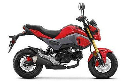 2018 Honda Grom for sale 200607559