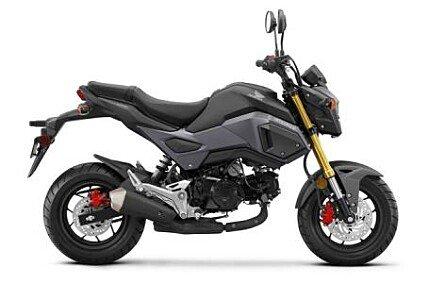 2018 Honda Grom for sale 200607984