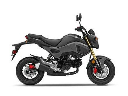 2018 Honda Grom ABS for sale 200630173
