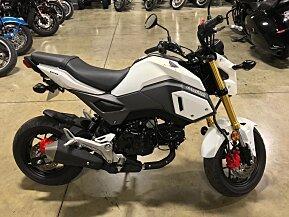 2018 Honda Grom for sale 200646627