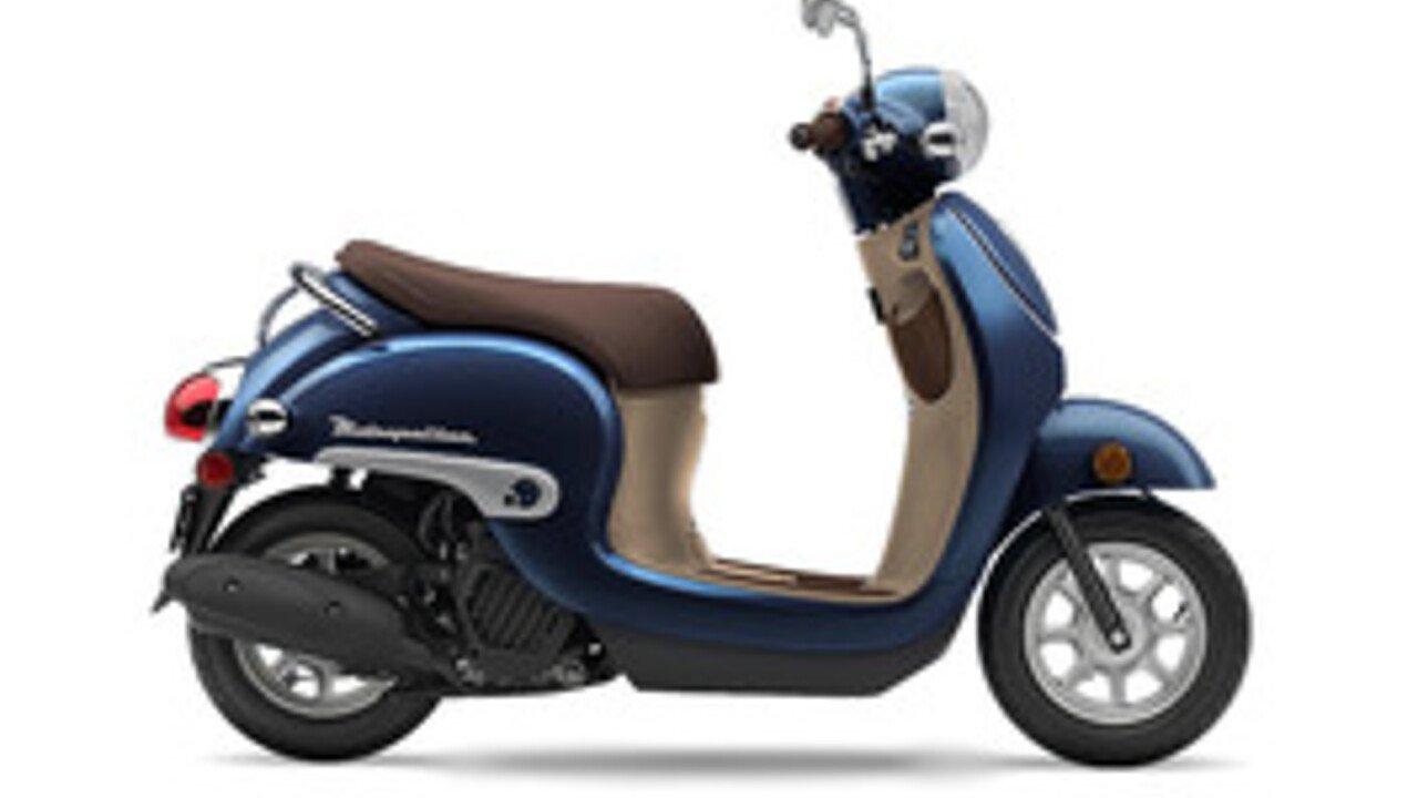2018 Honda Metropolitan for sale 200555137