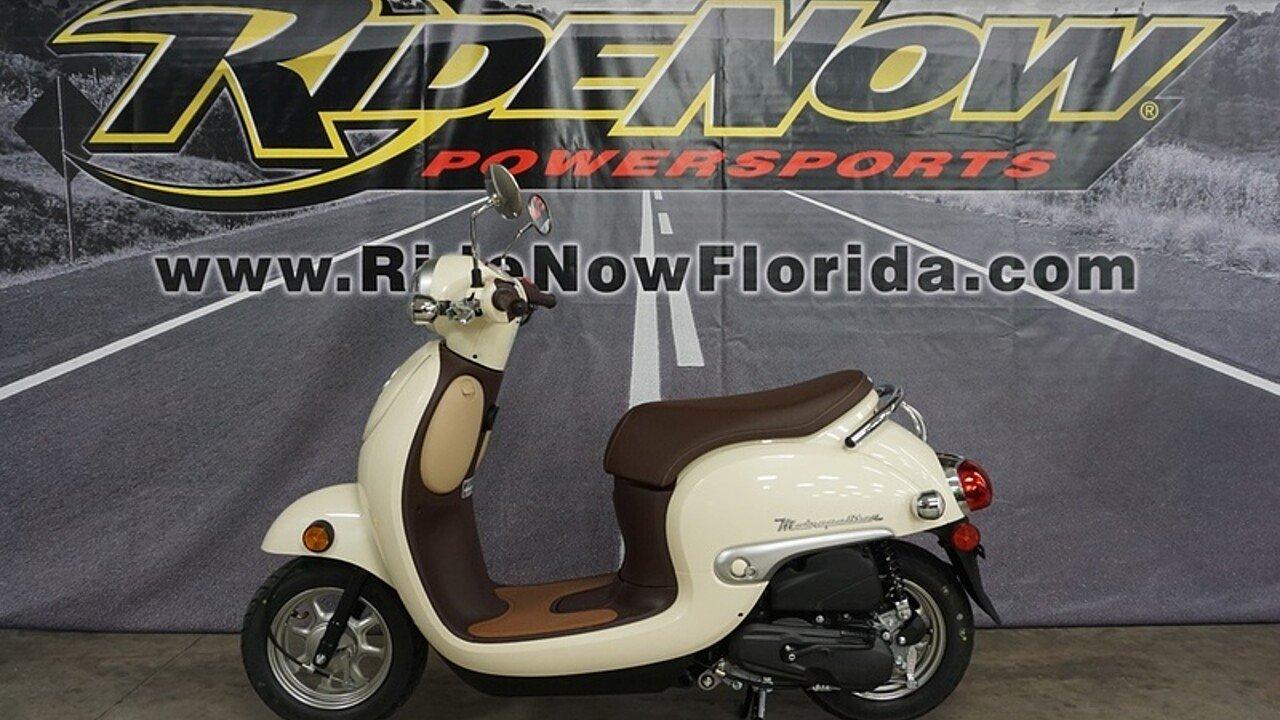 2018 Honda Metropolitan for sale 200578969