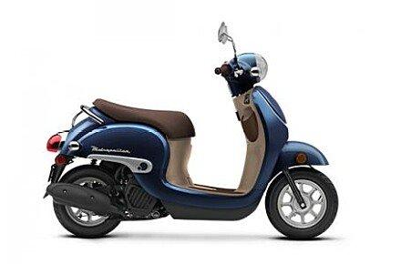 2018 Honda Metropolitan for sale 200600886
