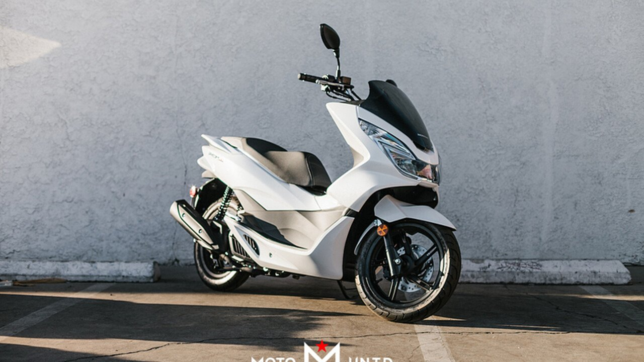 2018 Honda PCX150 for sale 200502517