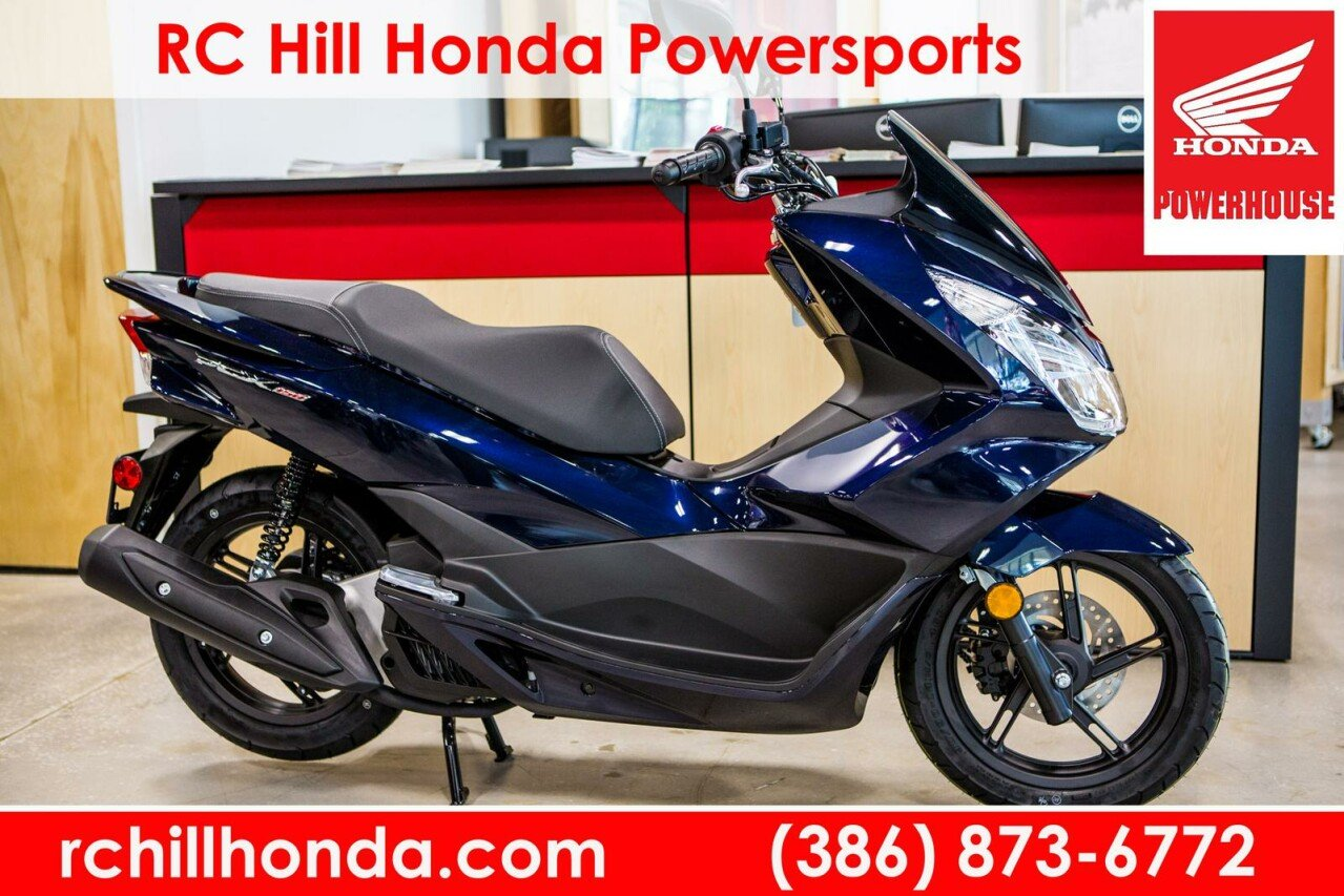 2018 Honda PCX150 for sale near Deland, Florida 32720 ... for Honda Motorcycle Scooter 2018  66pct