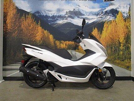 2018 Honda PCX150 for sale 200511710
