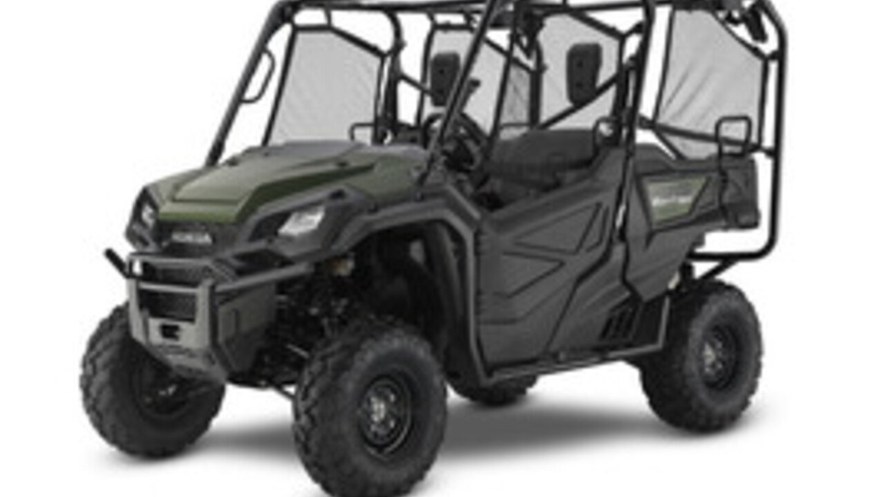 2018 Honda Pioneer 1000 for sale 200487643