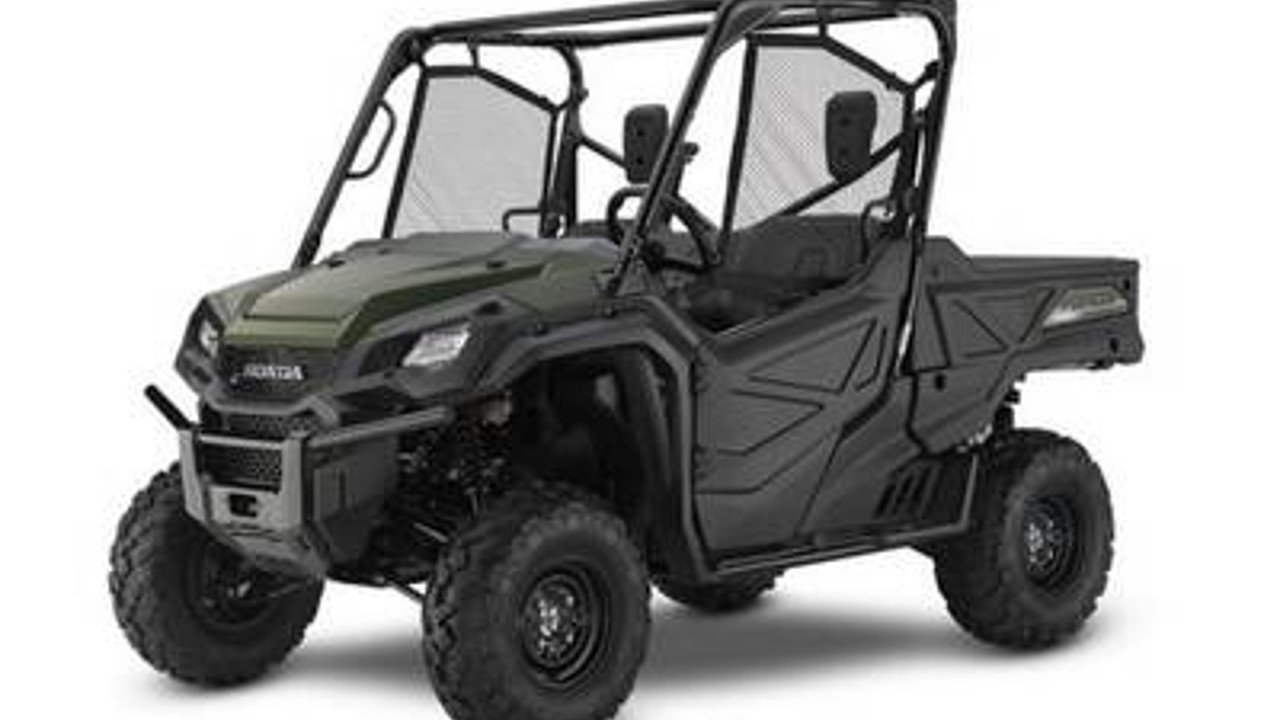 2018 Honda Pioneer 1000 for sale 200492311