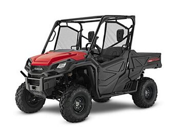 2018 Honda Pioneer 1000 for sale 200492314