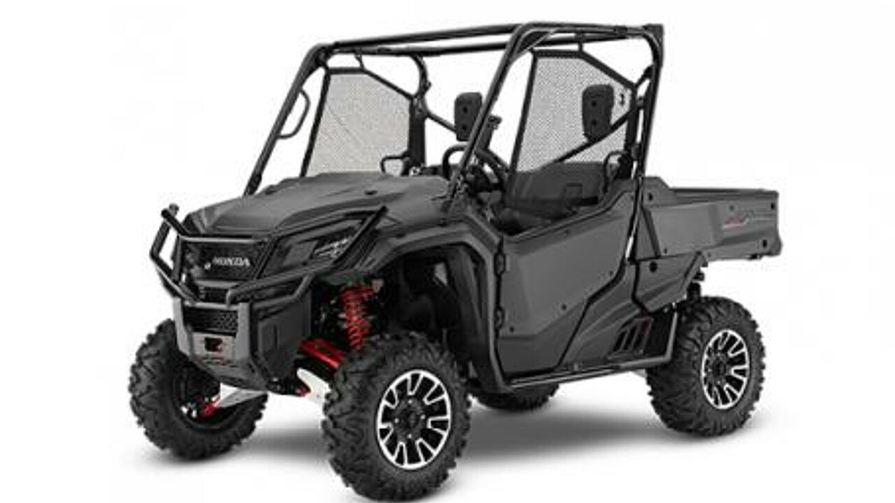 2018 Honda Pioneer 1000 for sale 200493747