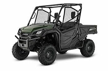 2018 Honda Pioneer 1000 for sale 200496228