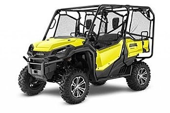2018 Honda Pioneer 1000 for sale 200496234