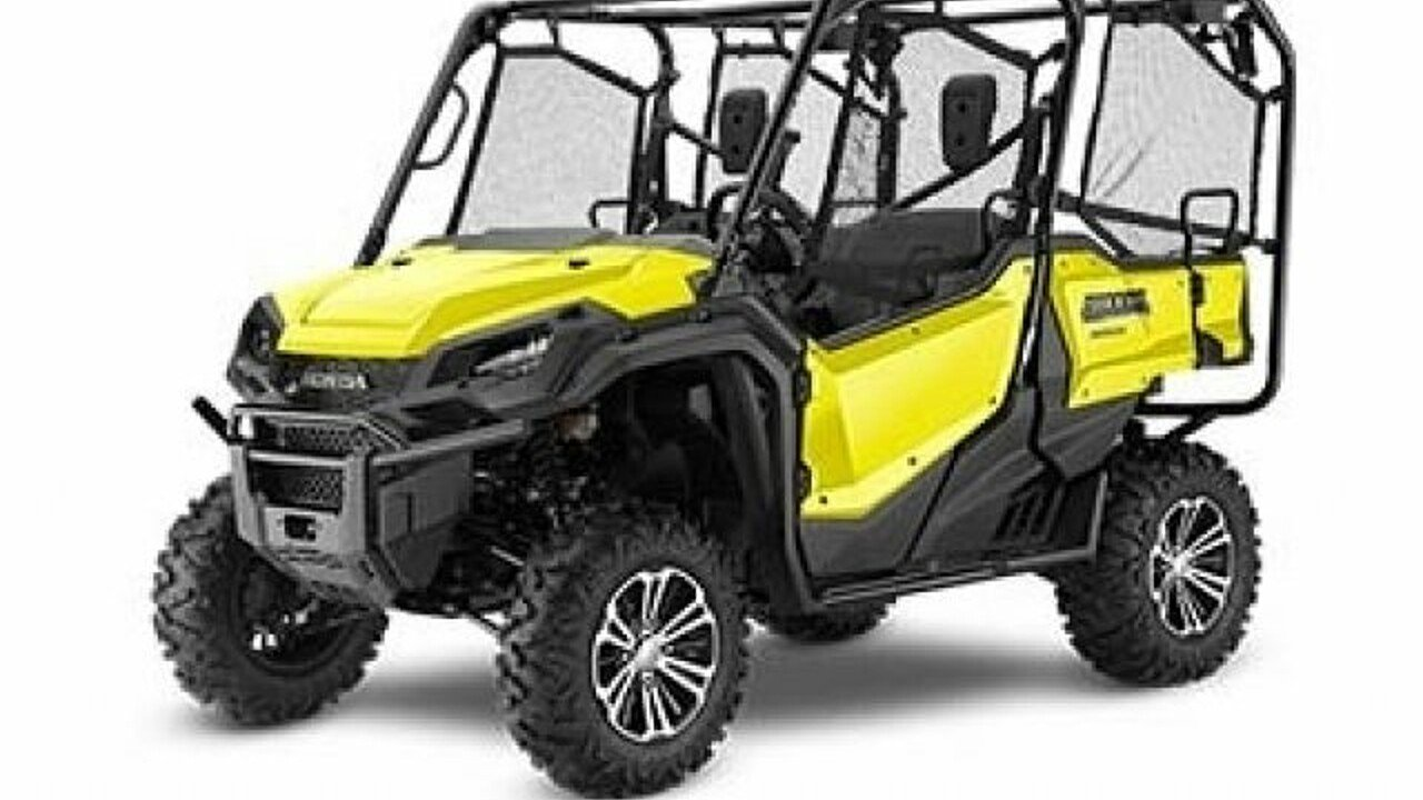 2018 Honda Pioneer 1000 for sale 200496235