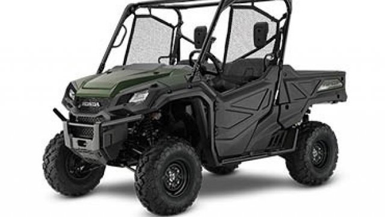 2018 Honda Pioneer 1000 for sale 200496297