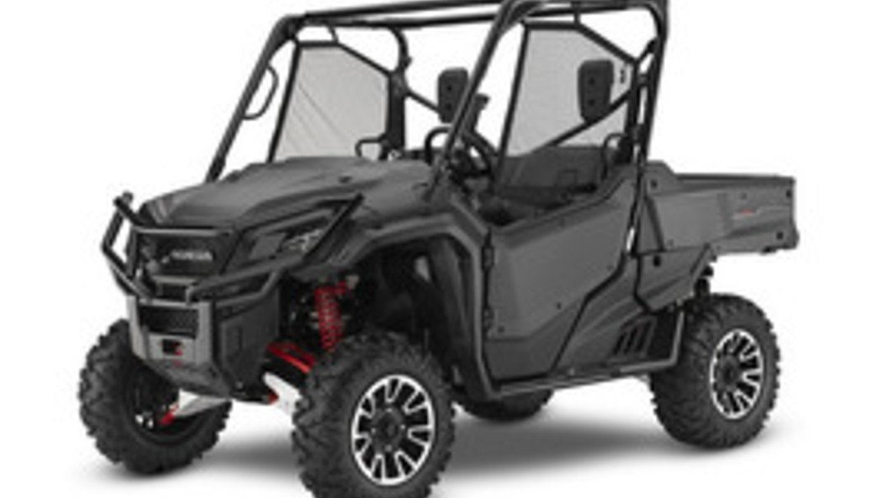 2018 Honda Pioneer 1000 for sale 200497926