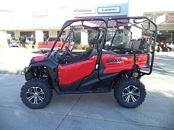2018 Honda Pioneer 1000 for sale 200500252