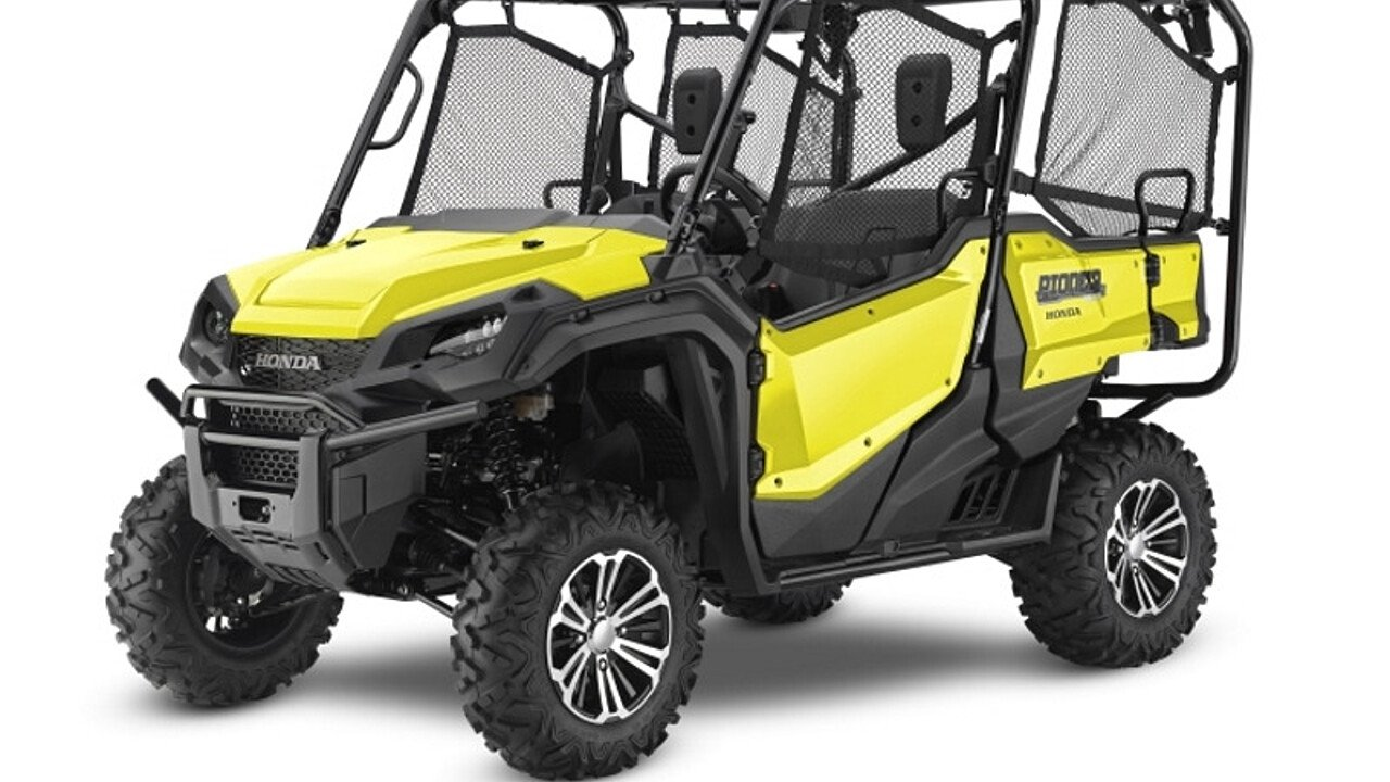 2018 Honda Pioneer 1000 for sale 200501607