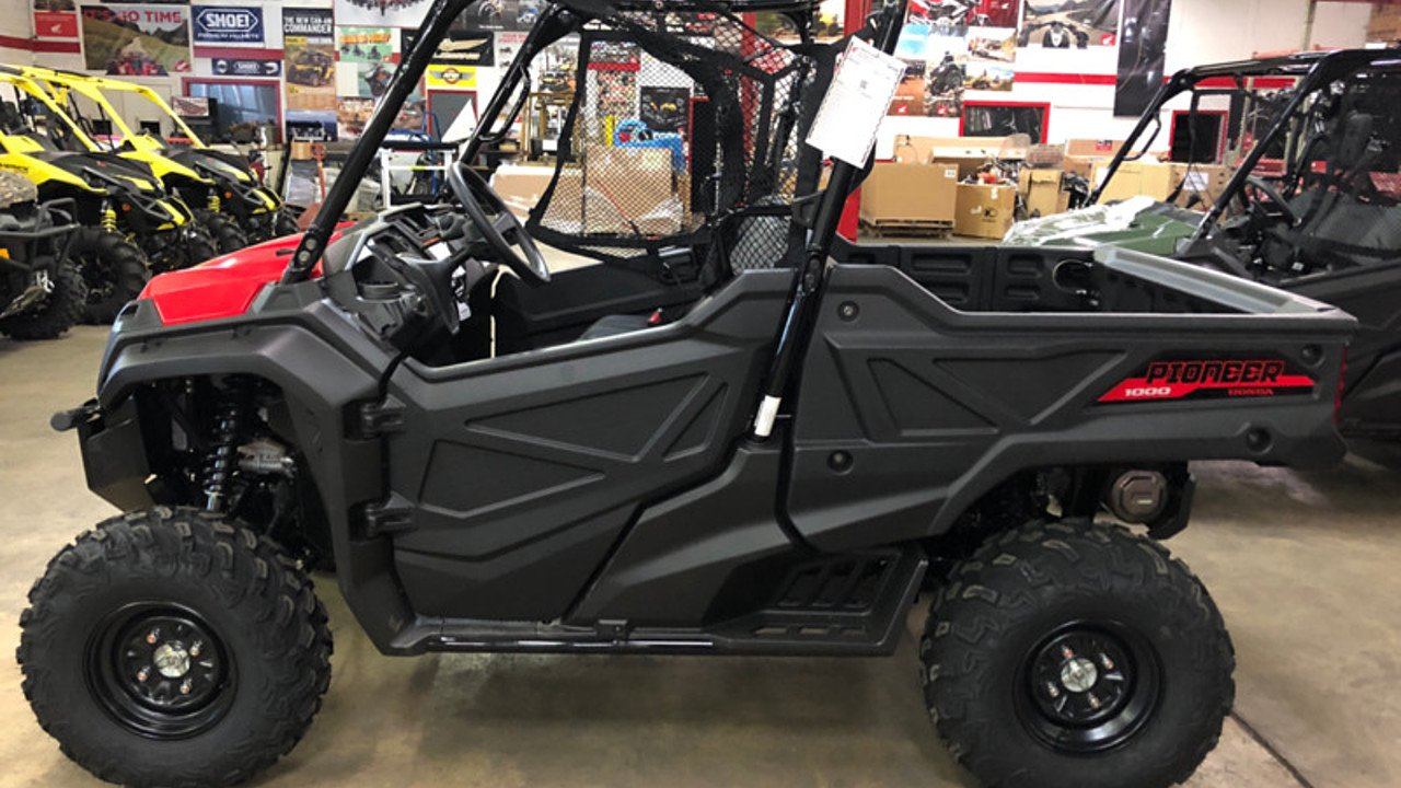 2018 Honda Pioneer 1000 for sale 200502259