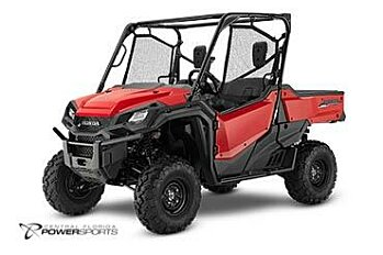 2018 Honda Pioneer 1000 for sale 200505849