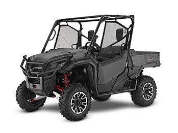 2018 Honda Pioneer 1000 for sale 200509228