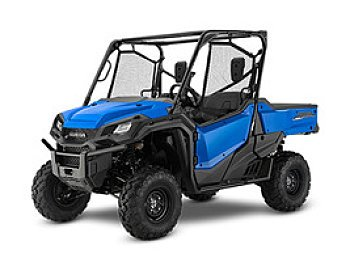 2018 Honda Pioneer 1000 for sale 200519131