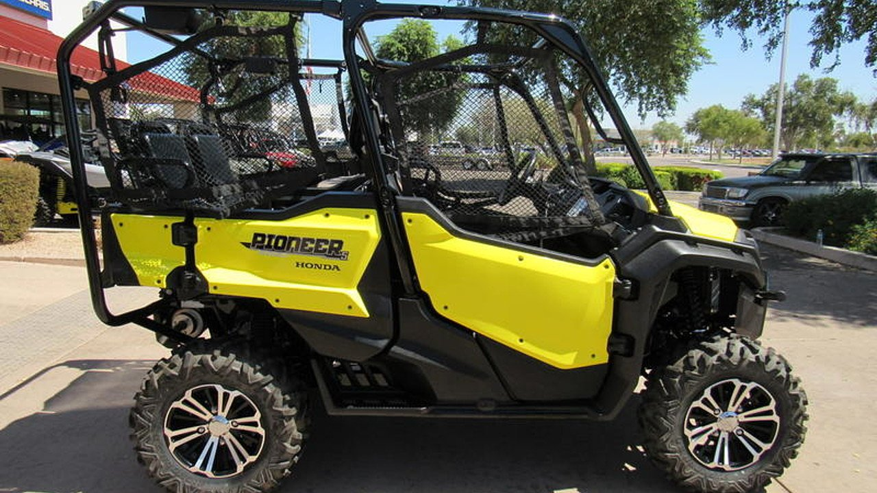 2018 Honda Pioneer 1000 for sale 200521060