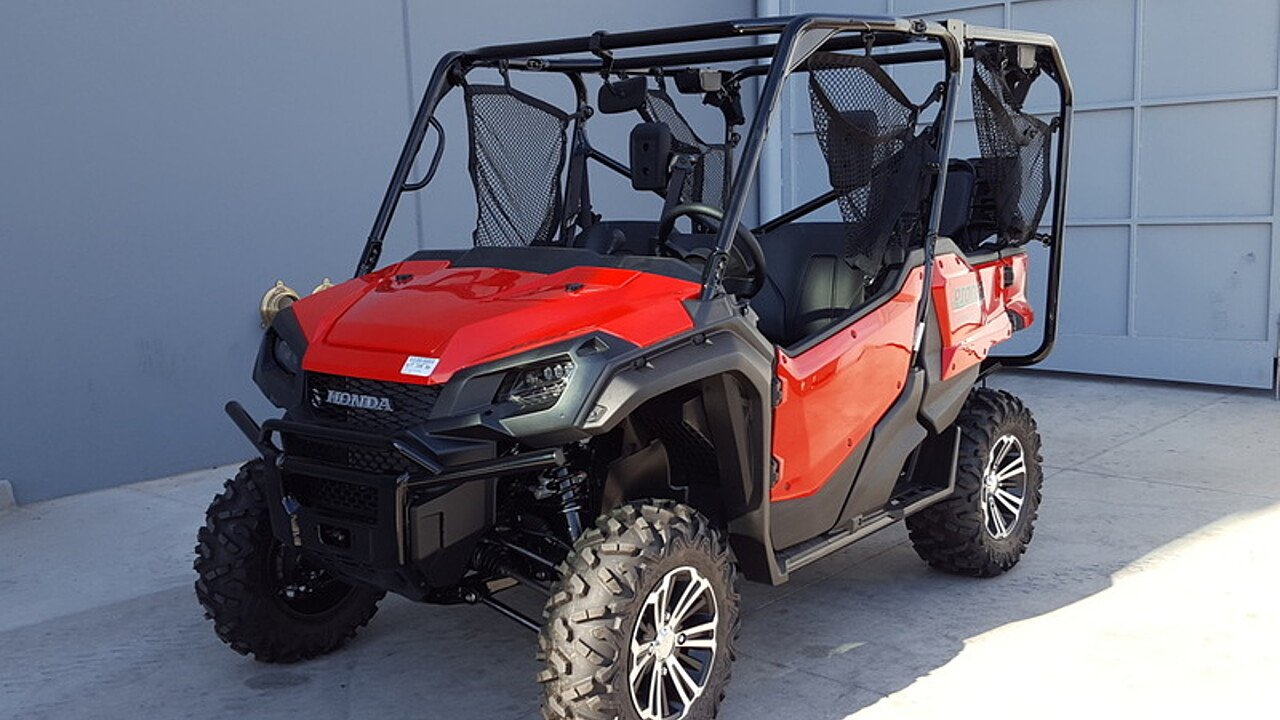 2018 Honda Pioneer 1000 for sale 200525179