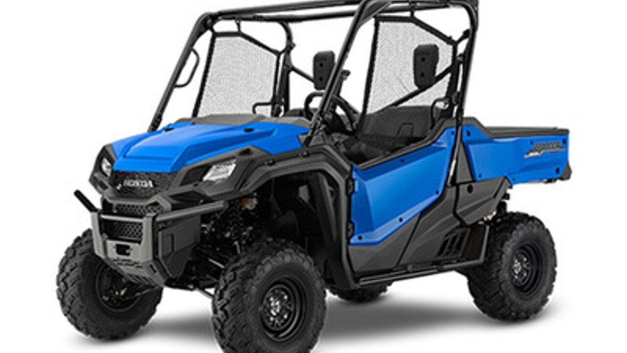 2018 Honda Pioneer 1000 for sale 200528431