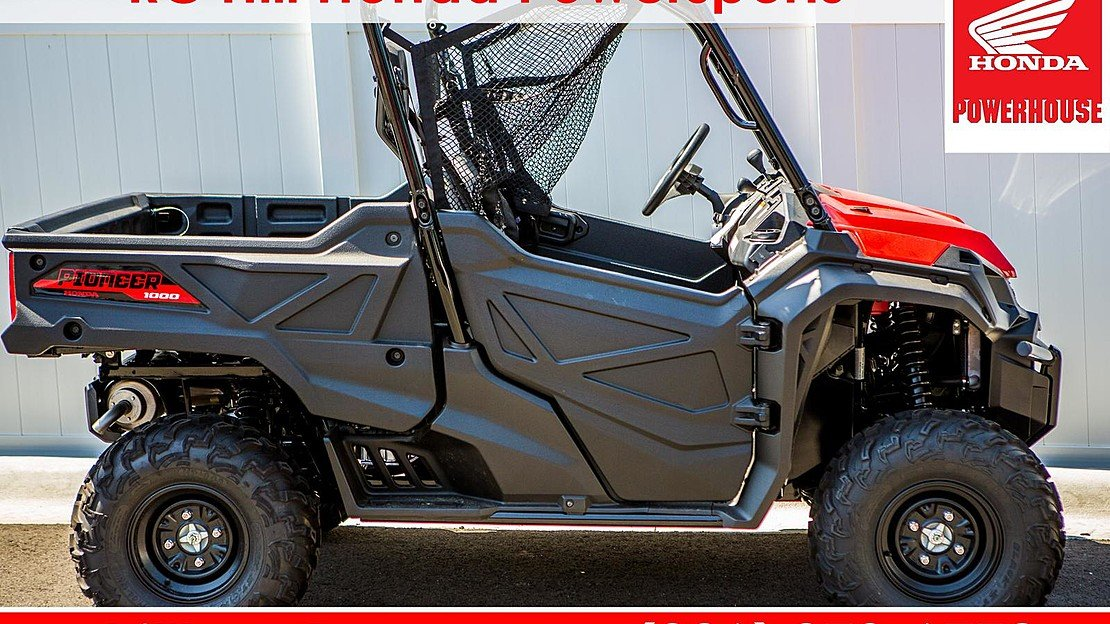 2018 Honda Pioneer 1000 for sale 200532356