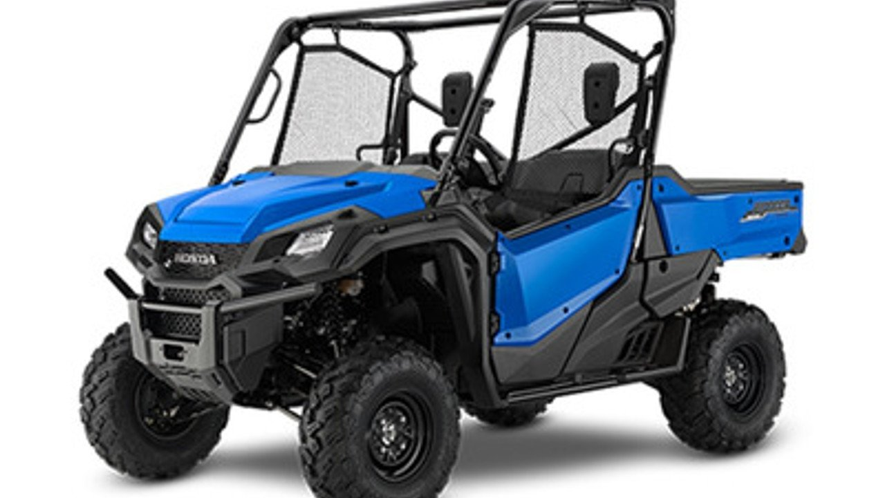 2018 Honda Pioneer 1000 for sale 200550090