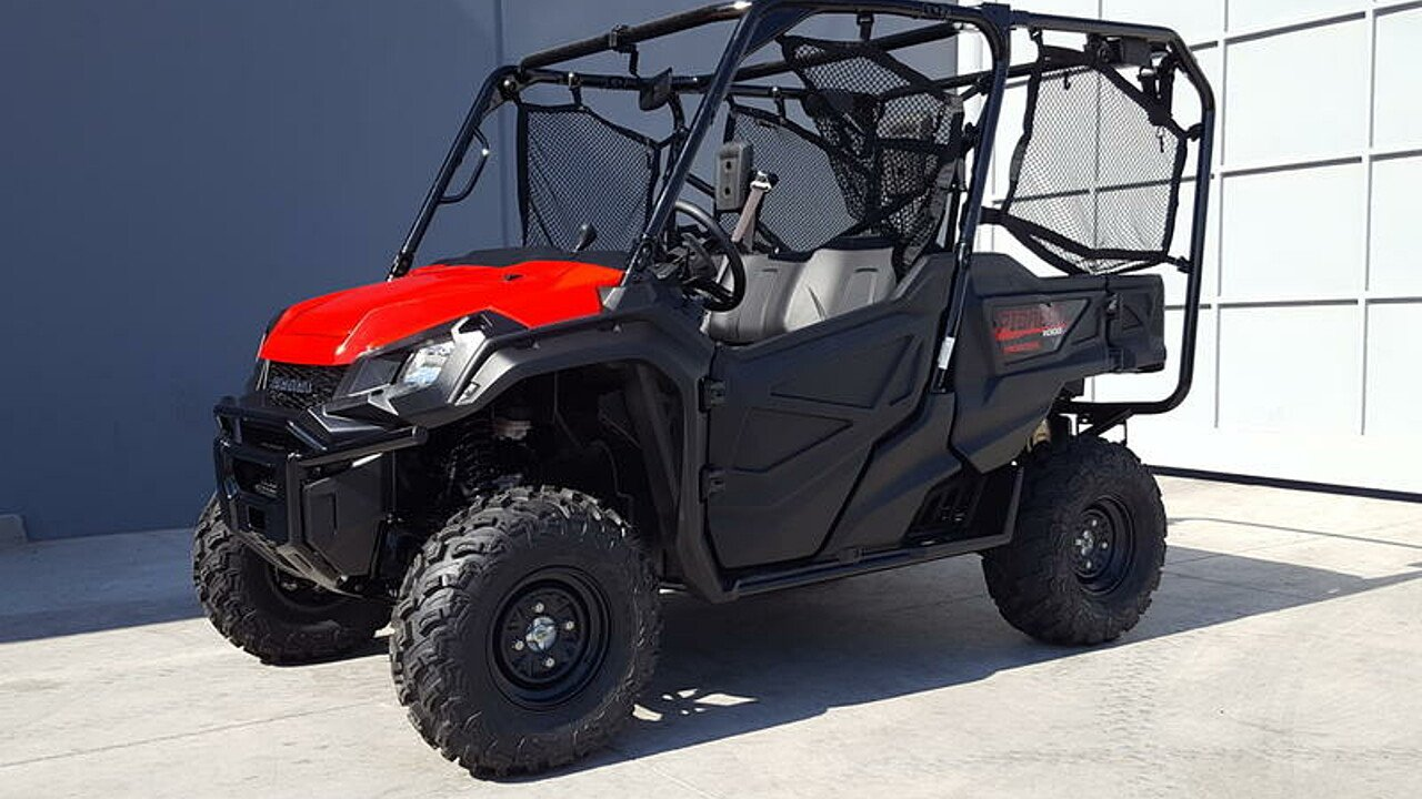 2018 Honda Pioneer 1000 for sale 200558764